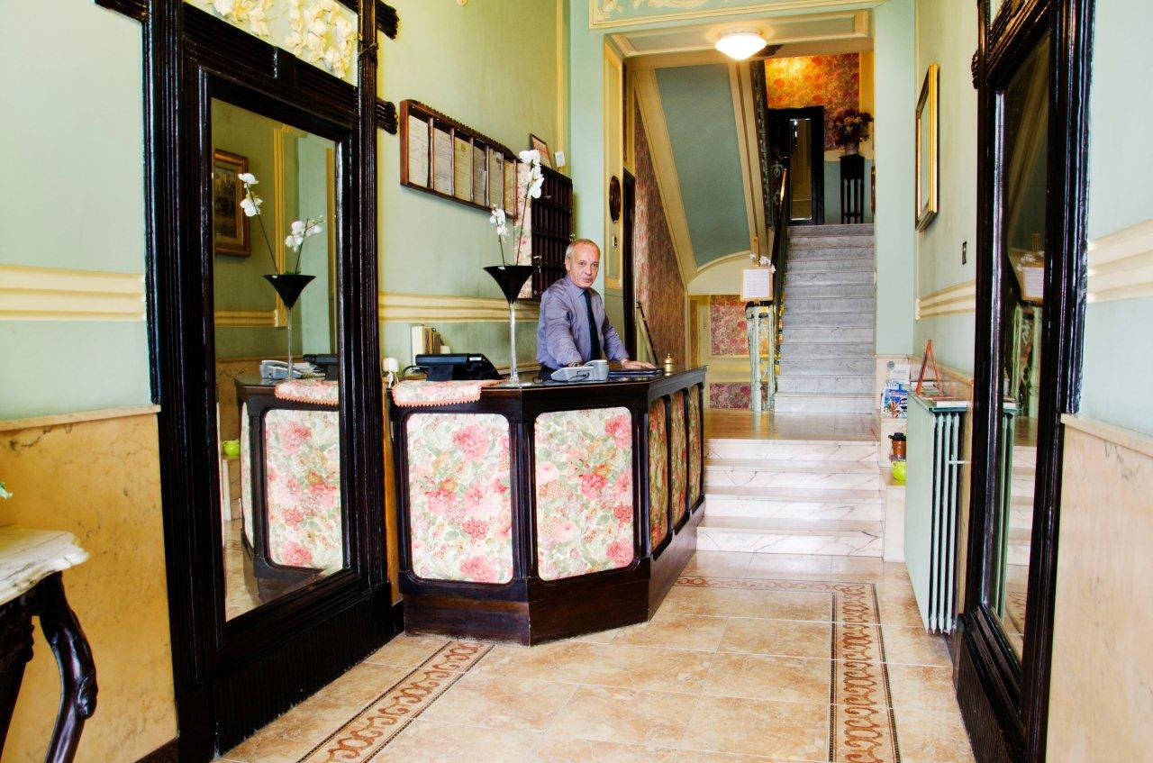 Hotel Villa Maria Napoli - Reception
