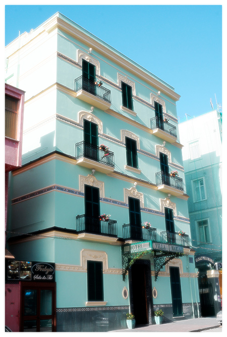 Hotel Villa Maria Napoli - Home
